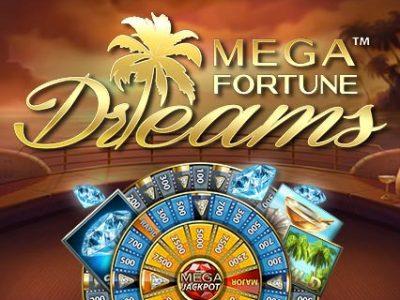 Mega Fortune Dreams bonus free spins