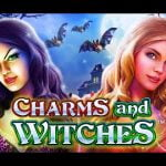 Charms and Witches Slot NextGen Logo