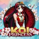 Koi Princess Slot logo