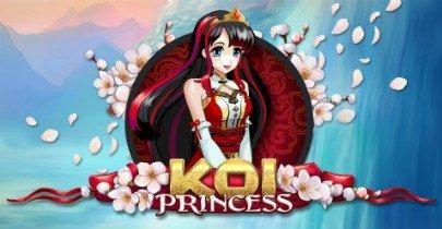 Play Koi Princess slot online at Casino.com UK