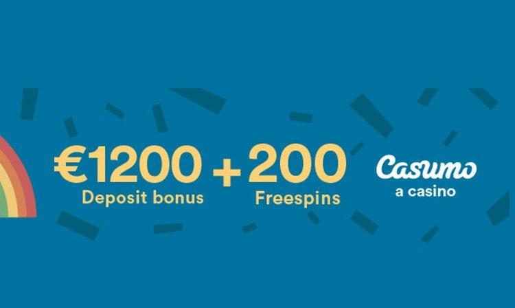 CasumoPromo Bonus freespins